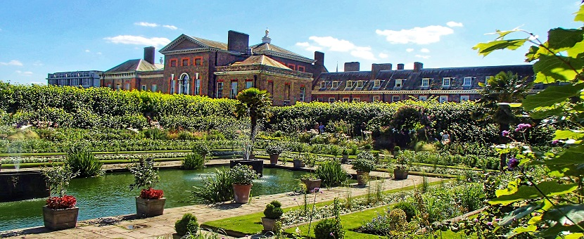 Kensington Palace Gardens History London