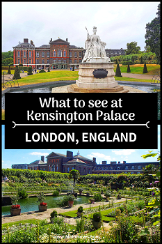 Kensington Palace London England History