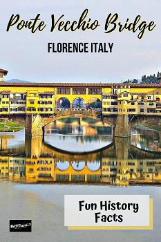 Pinterest Ponte Vecchio Bridge Italy History