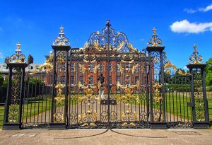 Days Out london The Golden Gates Kensington Palace England History