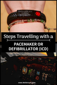 Travelling with a Pacemaker or Defibrillator (ICD)