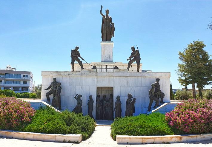 walking Self-guided tour Nicosia Cyprus