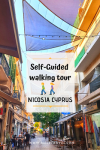Self-guided tour Nicosia - things to do in the city