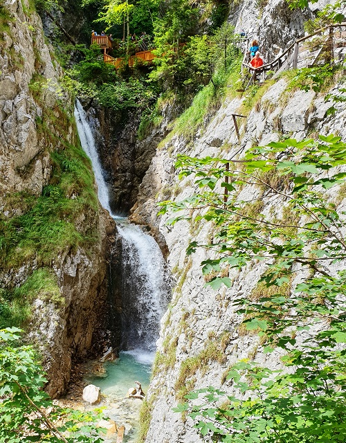 Wolfsklamm Gorge Alpbachtal top things to do in summer Alpbach