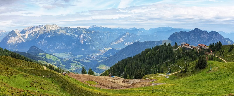 Things to do in summer Alpbach Austria