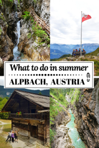 Things to do Alpbach Alpbachtal