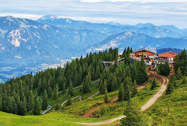 hiking top things to do in summer in Alpbach alpbachtal