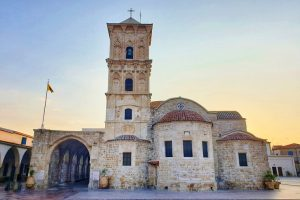 Church of Saint Lazarus Larnaca Cyprus
