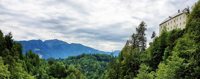 St Georgenberg Tyrol Austria