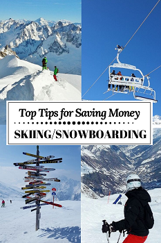 How to save money skiing