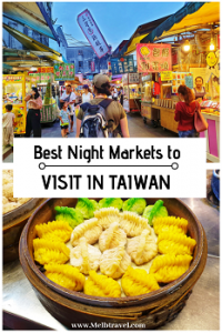What to eat at the Taiwanese night markets