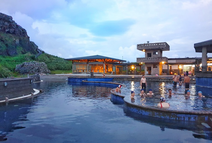 Zhaori Hot Springs Ludao Green Island