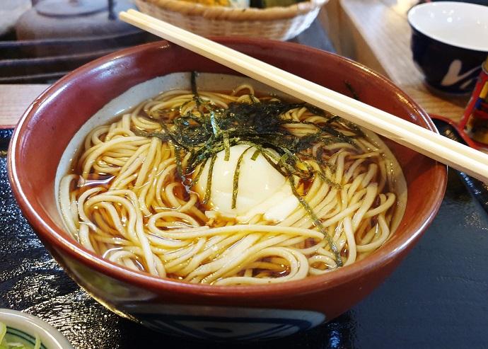Soba noodles Things to do in Niigata Nagano Japan