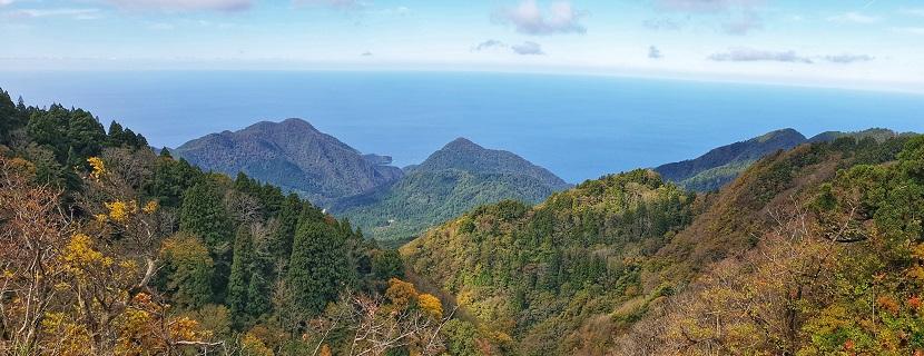 Top things to do Sado Island Japan Hiking