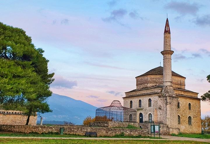 Ioannina castle things to do Ioannina Greece