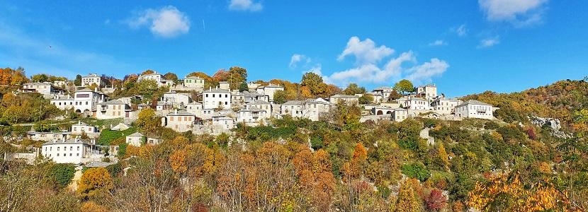 Villagers of Zagori Eprus Greece