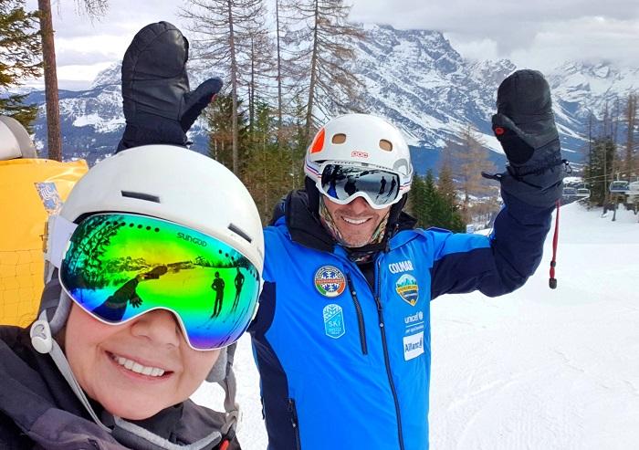 Ski guide Cortina d'Ampezzo ski