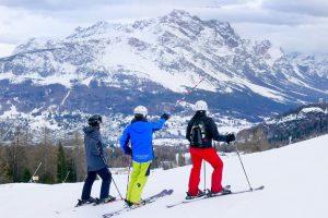 Cortina Dolomiti Italy