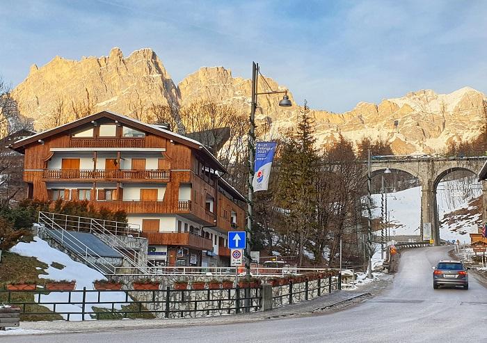 cortina dampezzo ski hotels Italy