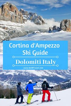 Cortina dAmpezzo Ski guide Italy