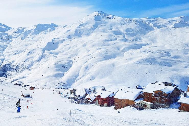 Review Les Menuires Ski Resort France