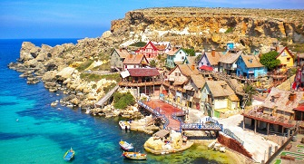 Malta Travel Destination Melbtravel Page Header