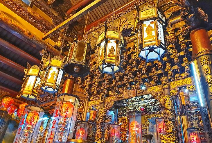 Grand Mazu Temple Tainan Taiwan
