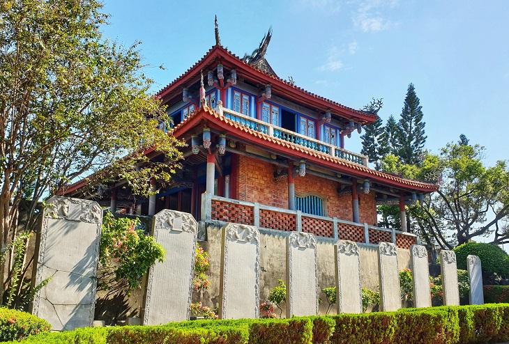 Historical Chihkan Tower Tanian Taiwan