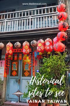 Top landmark sites to see Taiwan