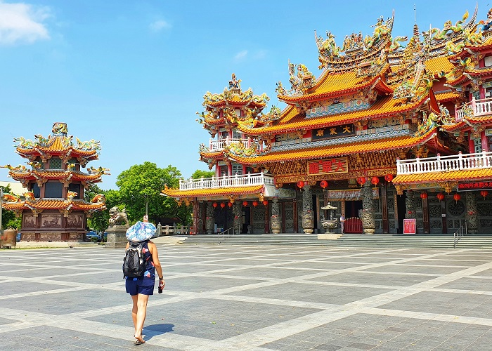 Tainan's the oldest city in Taiwan - cover