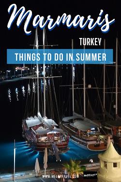 Top Things to do in Marmaris Turkey Europe