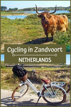 Zandvoort Netherlands Cycling