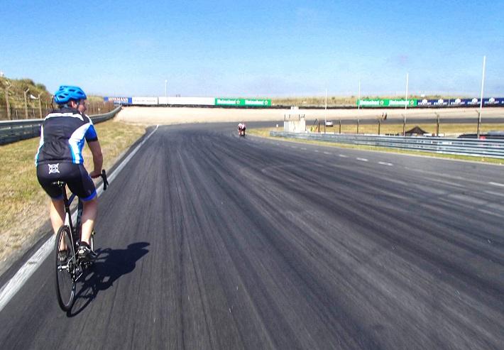 Zandvoort f1 track Cycling Zandvoort Netherlands Holland