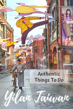 Authentic Things To Do Yilan Taiwan