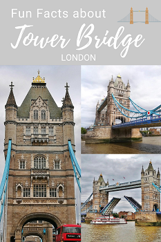 Cool Facts about Tower Bridge London England History