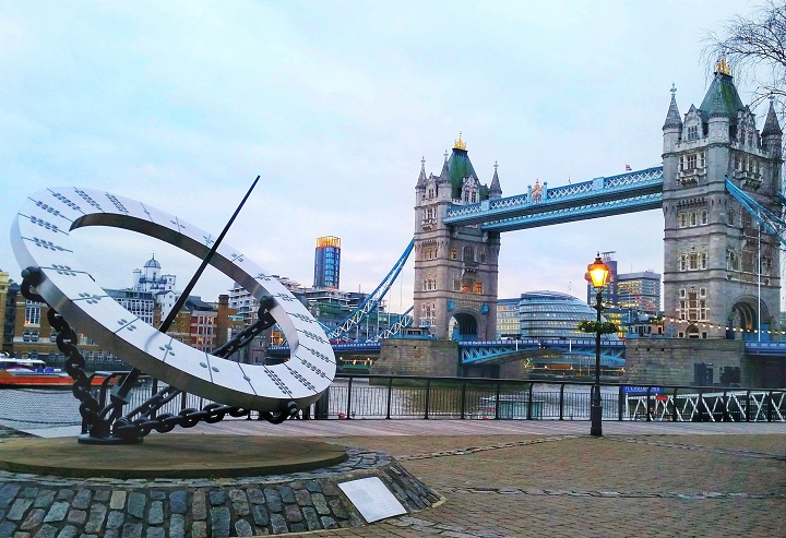 Top Facts about Tower Bridge London England History