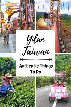 What to do in Yilan Taiwan