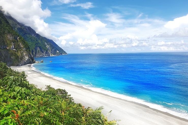 Huide Trail at Qingshui Cliffs - Top things to do Hualien Taiwan Asia