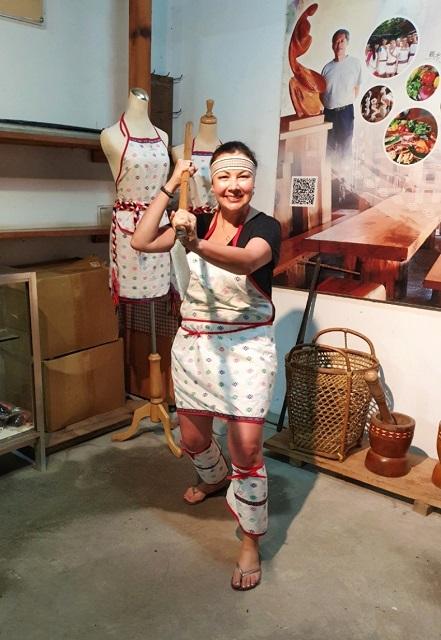 Local Truku Aboriginal Tribe Food Experience Taiwan