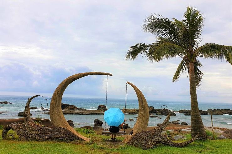 Necklace Coast Studio 項鍊海岸工作室 instagrammable spot Hualien Taiwan