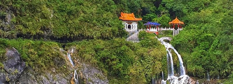 Taroko National Park Hikes Outdoor things to do Hualien Taiwan