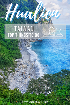 What to do in Hualien Taiwan