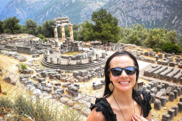 Delphi Greece Europe History