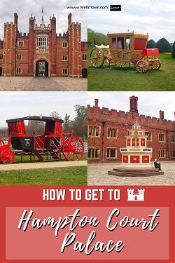 Getting to Hampton Court Palace England UK History