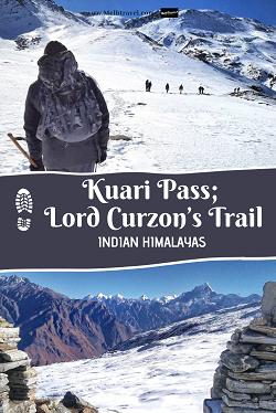 Kuari Pass Trek India Hiking