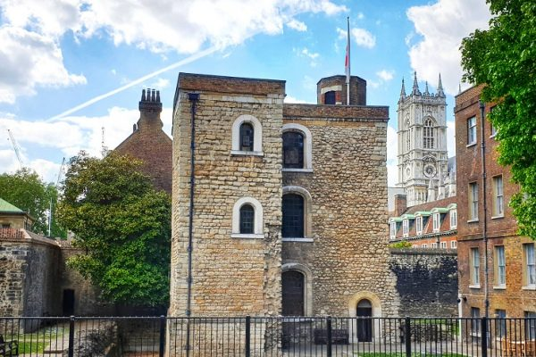 The Jewel Tower London England UK History