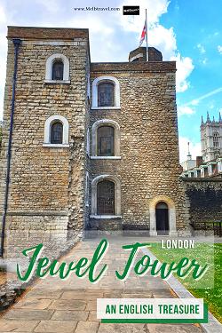 The Jewel Tower London England History