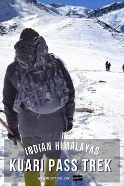 Trekking Kuari Pass Trail India Hiking