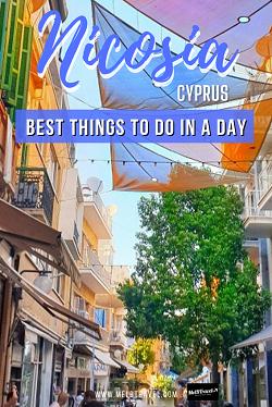 Top Things Nicosia Cyprus Europe