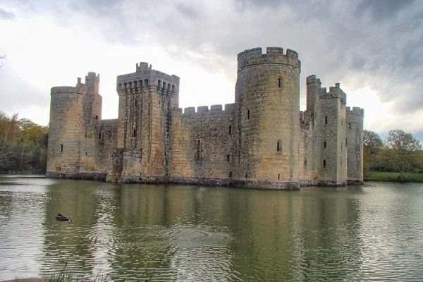 What to do at Bodiam Castle East Sussex England History